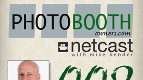 PBO Netcast 002: Buzz KC Photo Booth owner Darren Wright