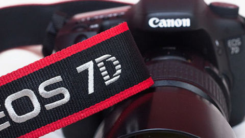 Canon Releases New Firmware for the EOS 7D