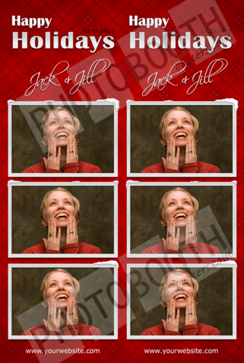 Friday Freebie Photo Booth Template Giveaway Week 7