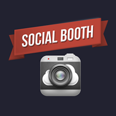 Social Booth Adds Live-view To Start Screen