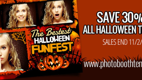 30% OFF All Halloween Templates